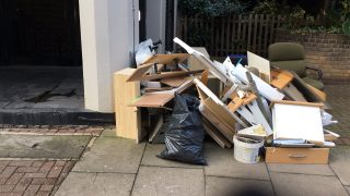 Removal of Waste in London